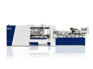 Die Maschinen der ELIOS-Baureihe sind für hohe Produktivität in Verpackungsanwendungen ausgelegt. (Foto: Netstal)