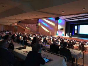 Mehr als 450 Besucher zog das 6. Polymer Forum in die Aschaffenburger Stadthalle. (Foto: Ter Plastics)
