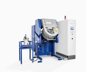 Walther Trowal hat den neuen Rotamat R 60 für kleine Füllvolumina von bis zu 15 l entwickelt. (Foto: Walther Trowal)