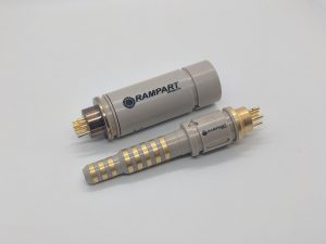 Für neue drehbare HPHT-Steckverbinder für Ölfeldbohrgeräte setzt Rampart PEEK von Victrex ein. (Foto: Rampart)