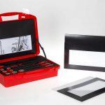 Ab sofort bietet W.AG auch die Möglichkeit, die Funktionalität der Innenarchitektur seiner Koffer durch die Integration zusätzlicher Taschen aus Karton weiter aufzuwerten. (Foto: W.AG)
