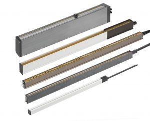 Verschiedene Entladeelektroden finden Einsatz für unterschiedlichste Entladeparameter. (Foto: Eltex)