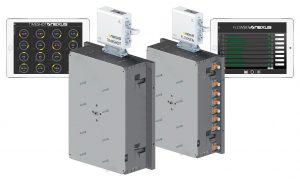 Die Füllmengensteuerungen Timeshot und Flowset verbessen den Materialfluss bei Nadelverschlusssystemen. (Abb.: Nexus)