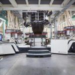9-Schicht-Blasfolienanlage Varex II bei Novalene in Kolumbien. (Foto: W&H)