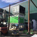 Vecoplan: Zerkleinerungstechnik für technische Kunststoffe