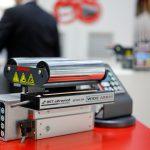 BST eltromat: Bahnlaufregelung für schmale und mittlere Bahnbreiten
