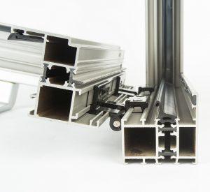 Die biobasierten EPDM-Typen kommen u. a. für Fensterprofile zum Einsatz. (Foto: Arlanxeo)