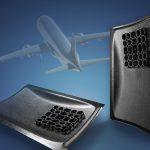 Aus dem Polyethersulfon Ultrason E lassen sich Leichtbau-Sandwichstrukturen für Flugzeugkabinen herstellen. (Foto: BASF)