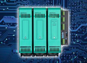 Mit den modularen Leistungsstellern der GFW-Reihe lassen sich ohmsche Lasten, IR-Strahler und Transformatoren in ein-, zwei- und dreiphasigen Anwendungen steuern. (Foto: Gefran)