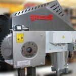Gneuß: Maschinenkomponenten für Filtrier- und Aufbereitungsaufgaben
