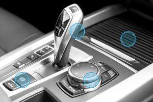 Kraiburg TPE bringt neue thermoplastische Elastomere für Automobil-Interieur Anwendungen mit zur Fakuma. (Abb.: Kraiburg TPE)