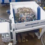 Im Micromat BW werden Kunststofffolien-Abfälle für die spätere Aufbereitung vorbereitet. (Foto: Lindner)