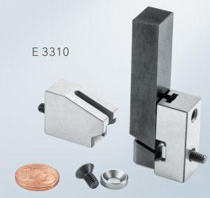 Neue einbaufertige Kompaktschiebereinheit E 3310 TT. (Foto: Meusburger)
