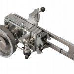 Ein Eigenbau-Modul für das hauseigene Verfahren Turbotherm von Varioplast, mit dem Kunststoffteile umweltfreundlich metallisiert werden können. (Foto: Varioplast)
