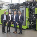 Engel: Neues Spritzgießsystem im AZL der RWTH Aachen