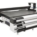 Die neue Serie der Jetrix LX UV-Flachbettdruckanlagen kombinieren guter Druckqualität mit hoher Produktivität und geringeren Betriebskosten dank stromsparender und umweltfreundlicher LED-Trocknung. (Foto: ESC)