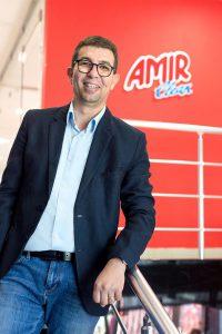 Farouk Bordji, Geschäftsführer Sarl Amir. (Foto: KHS)