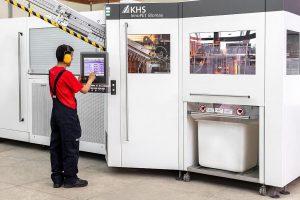 Durch die einfache Bedienung schafft Sarl Amir Kapazitäten für andere Aufgaben in der Produktion. (Foto: KHS)