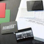 Romira: Lasermarkierbare Compounds