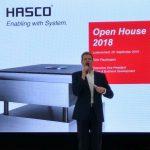 Hasco: 250 Teilnehmer beim Open House