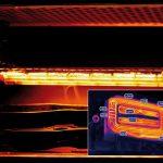 WeldCheck überwacht die Temperaturverteilung beim Kunststoffschweißen automatisch. (Foto: AT)