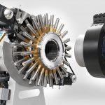 Die QuickSwitch-Technologie ermöglicht den Inline-Dimensionswechsel bei der Rohrextrusion. (Foto: KraussMaffei Berstorff)