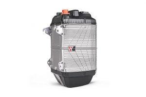 Die Batterie Alta Pack des kalifornischen e-Bike-Spezialisten Alta Motors ist mit einem schlagzähen PC-PBT-Blend der Marke Makroblend ummantelt. (Foto: Covestro)