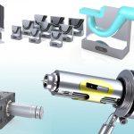 I-Mold: Tunnelanguss-Einsätze, Servo-Antriebe für Mehrkomponentenspritzguss und Heißkanaldüsen