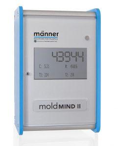 Mit  MoldMind II präsentiert Männer ein neues Monitoring-System für Spritzgießformen. (Foto: Männer)