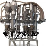 Beim XD12 handelt es sich laut Process Control um die umfangreichste kontinuierliche gravimetrische Dosieranlage weltweit. (Foto: Process Control)