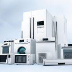 Die integrierten Produktionssysteme für das Dichten, Vergießen und Kleben von Haushaltsgeräteprodukten garantieren hohe Volumina und kurze Taktzeiten. (Foto: Rampf)