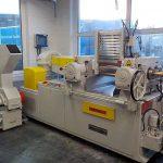 Das neue Technikumswalzwerk bietet eine größere Flexibilität bei der Herstellung von PVC- und PMMA-Pigmentpräparationen. (Foto: Rowa)