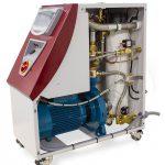 Wittmann: Neue Hochleistungs-Temperiergeräte mit Öl und Wasser