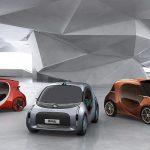 BASF: Konzeptfahrzeuge für die Mobilität der Zukunft