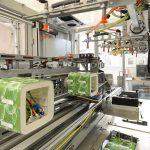 Beck Automation: IML für Eimerproduktion jetzt auch mit zwei Kavitäten