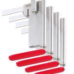 Die Griffschalen für die weltbekannten Schweizer Messer entstehen mithilfe der Free-Flow-Düsentechnologie von Heitec. (Foto: Heitec)