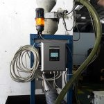 Der Metallseparator Rapid Vario-FS überzeugte bei Mah Sing Plastics Industries in einer Live-Test-Vorführung. (Foto: Sesotec)