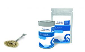 Abb. 4: Zur Sicherung der Funktionalität bietet Brabender Referenzmaterial für seine verschiedenen Geräte an.