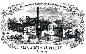 Die heutige Teguma GmbH hat ihren Ausgangspunkt im Hersteller technischer Gewebe Kux & Weber, wo Wilhelm Kux mit der Gummibeschichtung dieser Gewebe begann. (Abb.: Teguma)