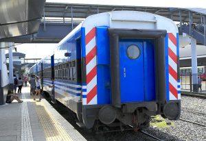 Gummiwülste für Waggonübergänge werden bei Teguma seit rund 50 Jahren hergestellt. Sie werden an viele Bahngesellschaften in aller Welt geliefert. (Foto: Fal – Wikipedia)