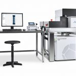 Der neue 3D-Drucker Photonic Professional GT2 ermöglicht die Herstellung größerer Strukturen mit hoher Präzision in kürzerer Zeit. (Foto: Nanoscribe)