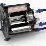 Fraunhofer ICT: Direktgekühlter Elektromotor aus Kunststoff