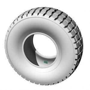 Reifenabrieb- und Verformungssensoren bieten Lösungen für den intelligenten Reifen. (Abb.: Asahi Kasai)