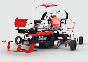 Barlog-Materialien bieten vielfältige Einsatzmöglichkeiten im Automobilbau. (Abb.: de.depositphotos.com)