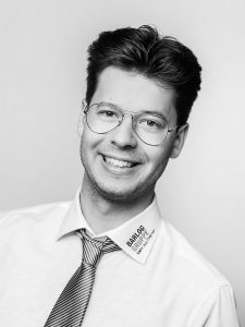 Robert Konnerth, Produktmanager der Barlog Gruppe. (Foto: Barlog)