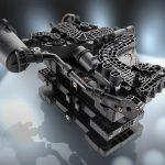 Einige Komponenten des Brennstoffzellensystems im neuen Mercedes GLC F-CELL werden aus dem Polyamid Ultramid hergestellt. (Foto: BASF)