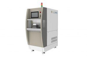 Die Laserschweißmaschine Evo 2800 wurde für das Verbinden von Kunststoffen in der industriellen Produktion entwickelt. (Foto: Evosys)