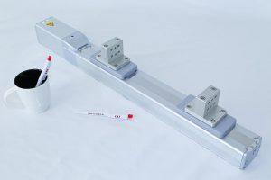 Der neue Langhubgreifer realisiert Hublängen zwischen 180 mm und 260 mm und maximale Greifweiten von bis zu 1.200 mm. (Foto: IAI)