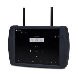 Mobiles Stromanalysegerät Myebox 1500 mit griffigem Schutzrahmen aus TPE. (Foto: Circutor)