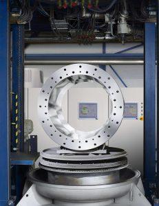 Eine Beschichtung mit Balinit Croma eignet sich auch für solch ein Rohrkopf-Werkzeug zur Extrusion von PVDF für die Herstellung von Gasrohren. (Foto: Oerlikon Balzers)